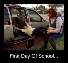 First Day Of School Funny Memes - first day of school funny pictures quotes memes funny images