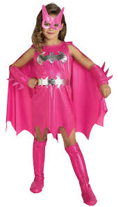 halloween costumes kids girls party city pink batgirl toddler child costume birthdayexpress com