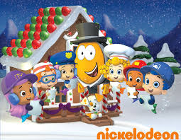 image result for bubble guppies holiday happy holidays nick jr