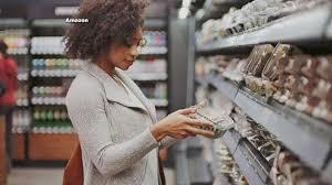 amazon com nine s myrtle amazon announces checkout free grocery store abc