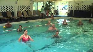 ocean edge resort and golf club cape cod ma water aerobics youtube