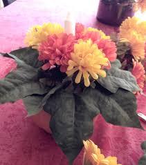 diy pumpkin floral centerpiece love my diy home