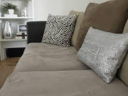 Pillow Store Make A Metallic Cleaning Towel Pillow U2013 Dollar Store Crafts