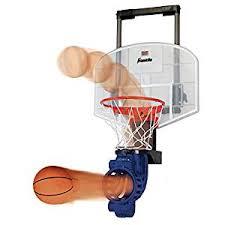 amazon black friday returns amazon com franklin sports shoot again basketball toy