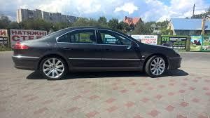 peugeot 607 coupe 19 диски на 607 оригинал от 407 coupe gt 245 40 19 резина
