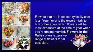 how to save money on wedding flowers ways to save money on wedding flowers