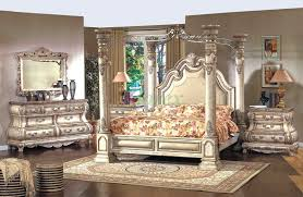 king poster bedroom set traditional poster bedroom furniture set metal canopy leather