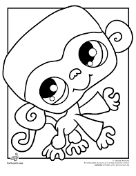 littlest pet shop coloring pages free coloring