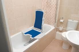 drive whisper ultra bath lift blue