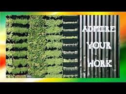 How To Build Vertical Garden - grow a vertical garden worldnews