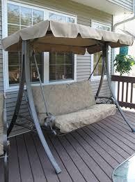 Sunbrella Outdoor Cushions Costco Outdoor Swing Cushions Costco Home Design Ideas