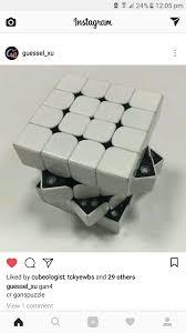 gan siege gan 4x4 cubers