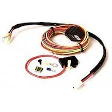 1970 camaro wiring harness be cool cooling fan relay wiring harness for dual fans 75117