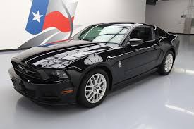 mustang car 2014 price 2014 ford mustang v6 premium pony auto leather 15k mi at