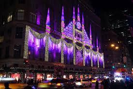 saks fifth avenue lights saks fifth avenue christmas lights new york matt kieffer flickr