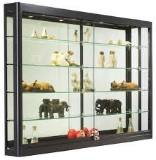 curio cabinet curionet small corner lighted