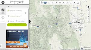 Map My Route by How Can We Help Mapquest Help