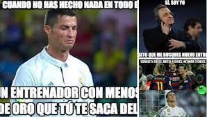 Memes De Cristiano Ronaldo - los memes se ceban con cristiano ronaldo tras el empate del real