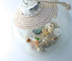 diy seashell ornament