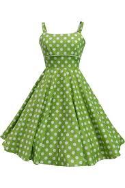 rockabilly rachel pinup dress greeen polka dot new zealand made