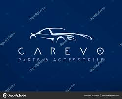 sports car logos modern sports car logo vector illustration u2014 stock vector