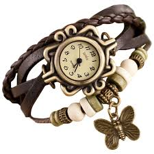 ladies leather bracelet watches images Buy shvas analog off white dial women 39 s watch robrown online at jpg