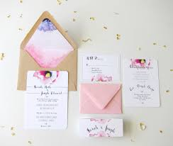 Wedding Invitation Suite The Best In Etsy Wedding Invitation Suites Junebug Weddings