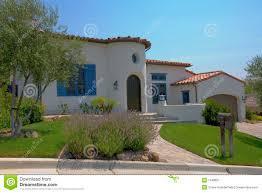 baby nursery spanish style home spanish style home stock image