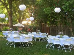 ideas 61 stunning backyard wedding decorations backyard