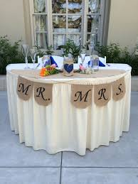 rustic sweetheart table at the kellogghouse wedding