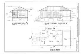 Floor Plan Company by File Floor Plan And Sections Hawaiian Pineapple Company Hapco