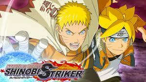 naruto new naruto game naruto to boruto shinobi striker u0026 ultimate