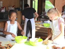 stage cuisine colonie de vacances stage de cuisine enfant ados printemps 2018