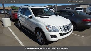 2010 mercedes ml350 2010 used mercedes m class ml 350 4matic 4dr ml350 at