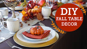 ideas for decorating thanksgiving table autumn table setting ideas fall decorations youtube loversiq