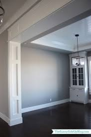 Dining Room Wall Trim Emejing Dining Room Trim Ideas Images Rugoingmyway Us