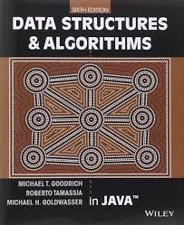 data structures and algorithms in java 6e amazon co uk michael t