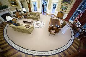 Obama Oval Office Decor Do You Like The New Oval Office Makeover President Trump Just Got