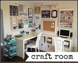 bureau scrapbooking craft desk ideas contemporary room best 25 on inside 5