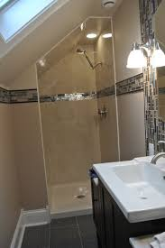 small attic bathroom ideas small master bathroom contemporary bathroom chicago by kcr