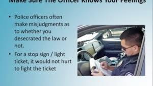 Traffic Light Ticket How To Fight A Stop Sign Stopping Red Light Ticket Video