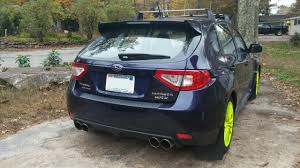 subaru wrx off road 2012 wrx hatch and 2012 impreza