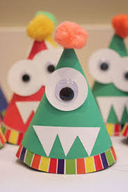 Halloween Crafts Construction Paper by 7 Best Monster Day Images On Pinterest Halloween Crafts