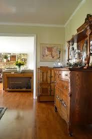 solid handscraped hardwoods modern family room dallas