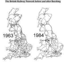 England Train Map by Uk Public Transport Asset Stripped To Make Way For Death