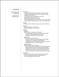 Wedding Resume Format Sample Modern Resume