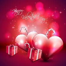 happy valentines day love heart flower hd wallpaper