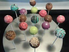 40th birthday pops dulce de leche truffle pops 40 u0026 red velvet