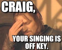 Craig Meme - craig frustrated boromir meme on memegen