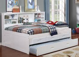 Queen Bed With Twin Trundle Daybed Queen Size Daybed Frames Breathtaking Queen Metal Daybed